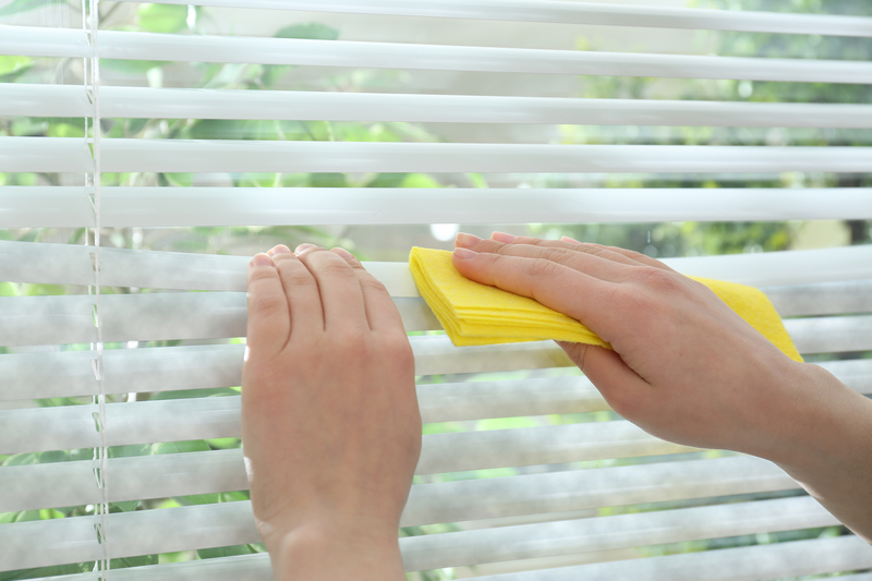 Cleaning Tips for Blinds - Blinds West - Window Blinds and Coverings - Featured Image