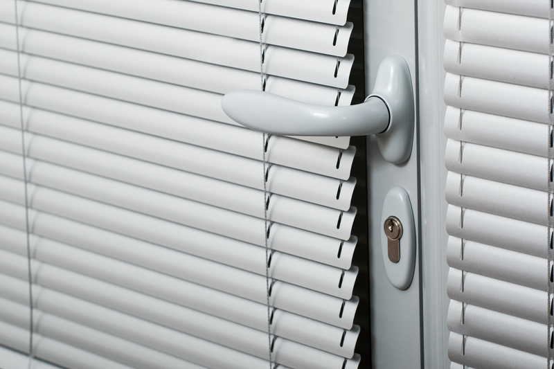 What Are the Best Blinds for a Door? - Blinds West - Window Blinds and Coverings - Featured Image
